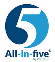 All in five